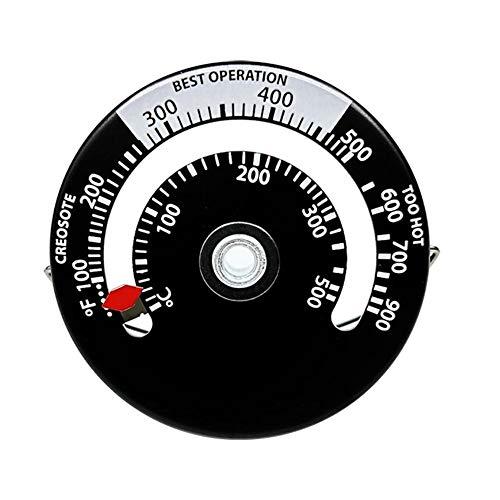 kingpo Termómetro de Pantalla Grande Medidor de Temperatura del Horno para Estufas...