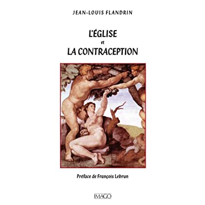 L'Église et la contraception (IMAGO (EDITIONS)