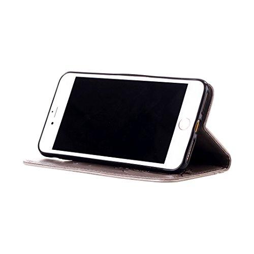 custodia iphone 8 plus chiusura a libro