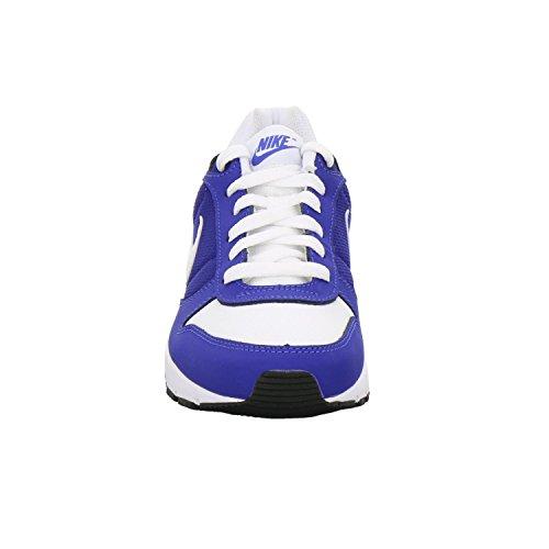 Nike Herren Nightgazer (Gs) Laufschuhe Weiß (Weiß (Weiß/Weiß-game royal-tiefes königsblau))