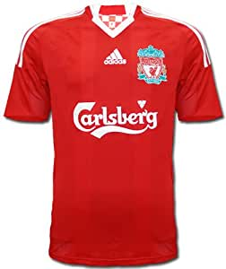 Maillot LIVERPOOL Rouge 2008-2009 T:XL