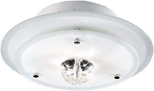 Diamante Decke (LED 1,9 Watt Decken Leuchte Glas Metall Beleuchtung Lampe 3000K Diamantis)