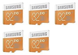 5 x Quantity of 32GB Micro SD Memory Card Ultra Class 10 SDHC up to 48MB s with Adapter - FAST FREE SHIPPING FROM Orlando Florida USA