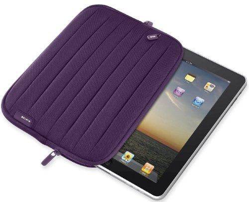 Belkin Pleated Sleeve for iPad Plum