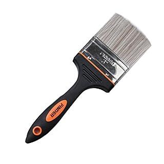 TrifyCore pinceaux Premium Fournitures de Peinture traitements de Mur Brosse Outils pour l'amélioration du Foyer de 3Pouces