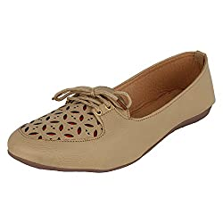 Authentic Vogue Womens Casual Tan Colour Loafer 7 UK