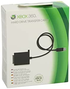 MICROSOFT XBOX HARD DRIVE DATA TRANSFER CABLE PLUG AND PLAY FOR XBOX 360 / 360 S