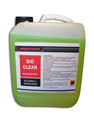Bio Clean Bioclean 5 Liter Allzweckreiniger extra stark KONZENTRAT