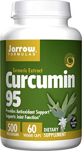 JARROW JA Curcumin 95, 500 mg, 60 capsulen