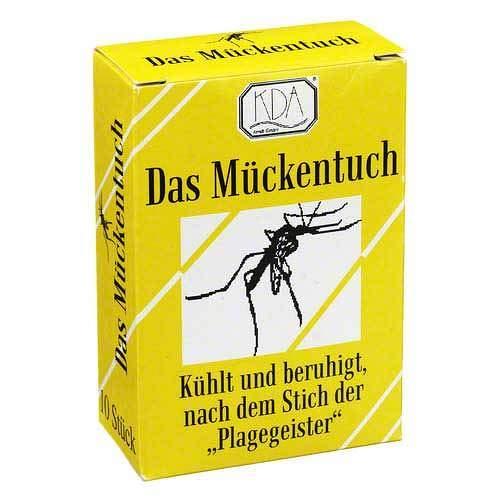 Mückentuch nach dem Stich 10 stk -