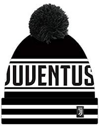 ENZO CASTELLANO FC JUVENTUS CAPPELLO PON PON JACQUARD UFFICIALE - Colore -  NERO ee583ba795cf