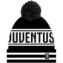 ENZO CASTELLANO FC JUVENTUS CAPPELLO PON PON JACQUARD UFFICIALE - Colore -  NERO 5b7b6cdc1aac