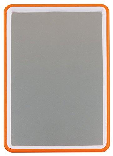 Titania Handspiegel, Stellspiegel, Rasier-Spiegel, farbig sortiert