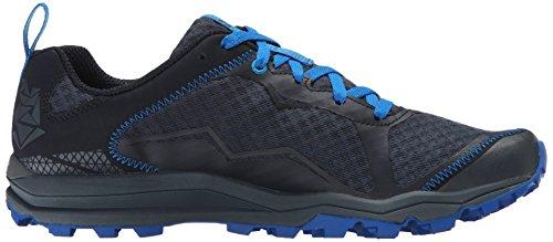 Merrell Crush Light, Chaussures de Trail Homme Bleu Ardoise
