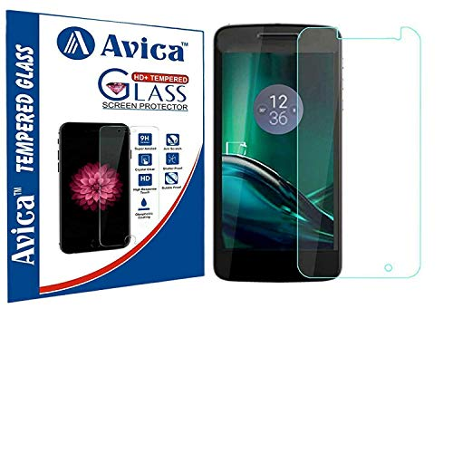 AVICA® 2.5D Premium Tempered Glass Screen Protector for Moto G Play 4th GEN (G4 Play)