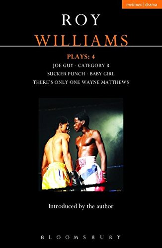 ucker Punch; Category B; Joe Guy; Baby Girl; There's Only One Wayne Matthews (Contemporary Dramatists) ()