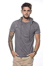 Tee Shirt Deeluxe Goodwin S17161 Grey