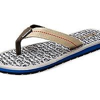 NTX/Herren Schuhe Casual Stoff Hausschuhe/Flip Flops, Rot/Weiß