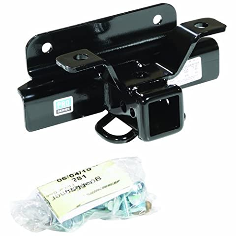 Reese Towpower 51143 Class III Custom-Fit Hitch with 2 Square Receiver opening by Reese Towpower