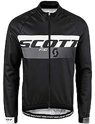 Scott RC Pro AS 10 Winter Fahrrad Jacke schwarz/grau 2016