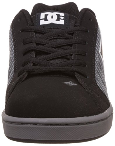 DC Shoes Net Se M, Baskets Basses Homme Noir (Black Pinstripe)