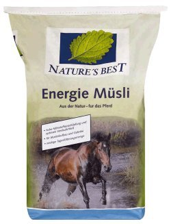 Nature's Best Energie Müsli 20kg