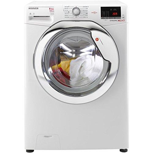 Hoover WDXOC686AC Dynamic Next 8kg Wash 6kg Dry 1600rpm Freestanding Washer Dryer - White