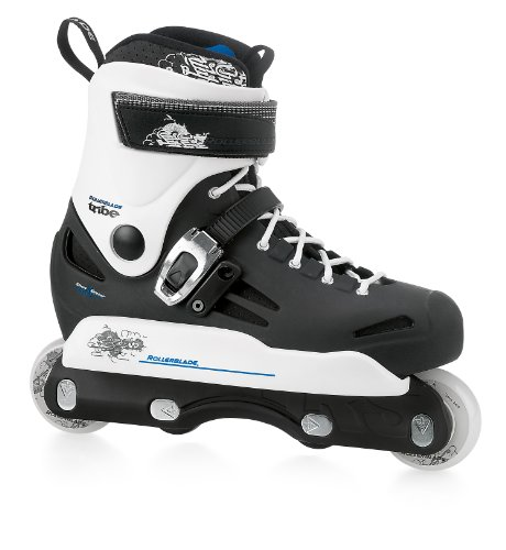 rollerblade-solo-tribu-rollers-pour-homme-noir-blanc-8-uk