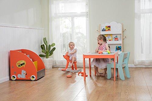 Scrivania Per Bambini 2 Anni : Labebe mobili soggiorno bambini tavolo sedie set con lavagna per