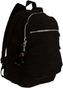 Kipling Clas Challenger, Unisex Kids' Backpack, Schwarz (Black), One Size