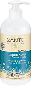 Sante: Family Flüssigseife Bio-Aloe & Limone (500 ml)