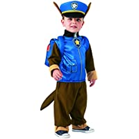 Rubie's Official Child's Paw Patrol Chase Costume