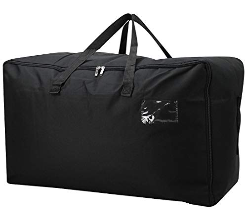 c0b389c641 IMX Christmas Decoration items storage bag, three side unzipper top