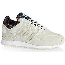 Adidas Ba9314 Zx 700 - Zapatillas de deporte para hombre, hombre, B-BA9314, White/Red/Blue/Yellow, talla 4.5