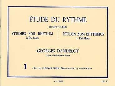 ETUDES DU RYTHME N1