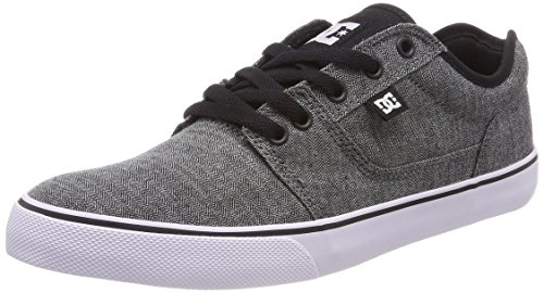 DC Tonik TX SEXKWK Herren Sneakers, Grau (Black/Battleship/Kbk), 46