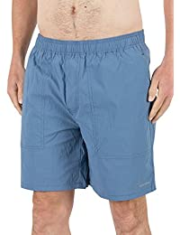 Converse Homme QUICKDRY Logo Swimshorts, Bleu