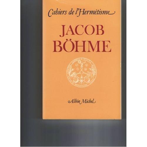 Jacob Böhme (Cahiers de l'hermét,sme) par Gerhard Wehr