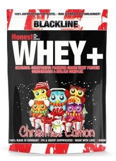 Blackline 2.0 Honest Whey+ (Xmas Lumumba)