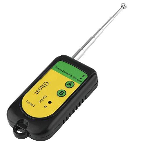 Hppbody Wireless Audio RF Signal Detektor Mobiltelefon Handy Tragbare Finder Kurz Antenne GSM-Gerät-Finder Wireless Device Tracker,Schwarz, NXC04 Tragbare Handy-antenne