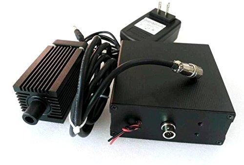 3W 808nm IR Infraid Laser Dot Modul Holzstich mit 9V Power 3A / fokussierbar