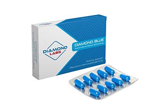 Superstarkes Diamantblau. Fühlen Sie sich wieder wie 21! Natürliche und effektivste Verbesserung...
