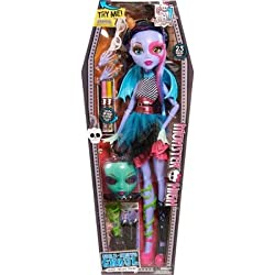 Jp Monster High Gore-geous Ghoul Friend Doll