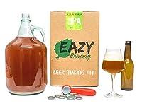 Ce kit de brassage 5 litres vous permettra de brasser une bière de type IPA (bière fortement houblonnée d'origine Anglaise) et dispose de tout le matériel spécifique dont vous aurez besoin pour le faire. Matériel compris dans ce kit : Dame-jeanne en ...