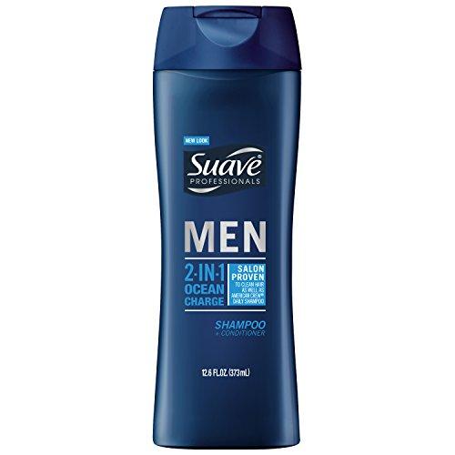 Suave Suave Men 2 in 1 Shampoo and Conditioner 428 ml