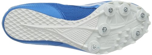 adidas Performance Sprint Star 4, Scarpe da corsa donna Turchese (Türkis (Solar Blue S14/Running White Ftw/Glow Orange S14))