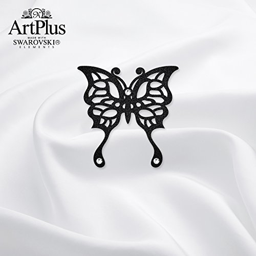 temporary-gioielli-pelle-tatuaggio-farfalla-swarovski-crystal-body-art-uk