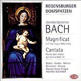 Magnificat Bwv 243a [Import allemand]