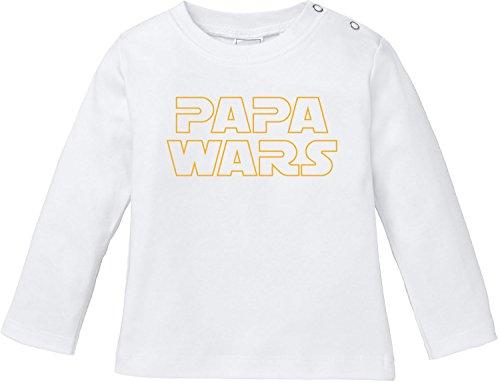 EZYshirt® Papa Wars Baby T-Shirt (Angry Kostüme Bird Kleinkind)