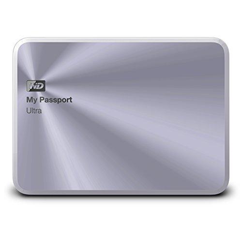 my passport ultra metal 3TB